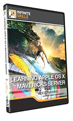 Learning Apple OS X Mavericks Server - Training DVD