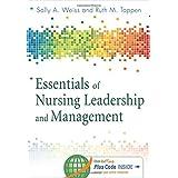 Essentials of Nursing Leadership & Management (Whitehead, Essentials of Nursing Leadership and Management)
