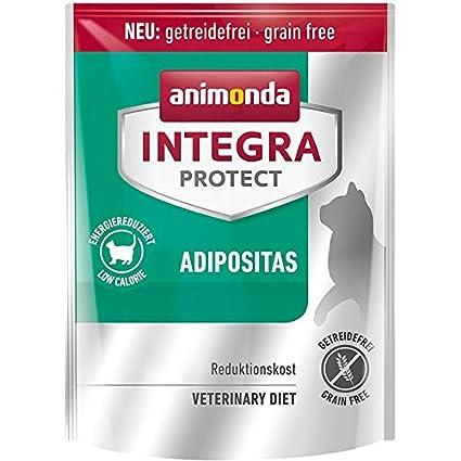 Animonda Integra Protect l'obésité de Chat Croquettes de Régime Doublure Nourriture Animaux en Cas de Surcharge 86823