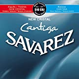 Savarez Red / Blue New Cristal Cantiga Normal / Hard