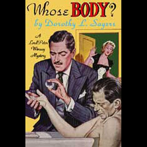Bargain Audio Book - Whose Body