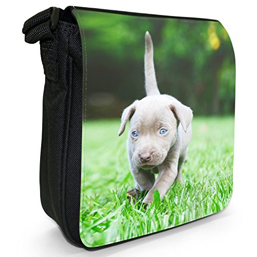 A Verspielter Pour Welpe Fancy Weimaraner Sac Snuggle Bandoulière Femme pcdqY