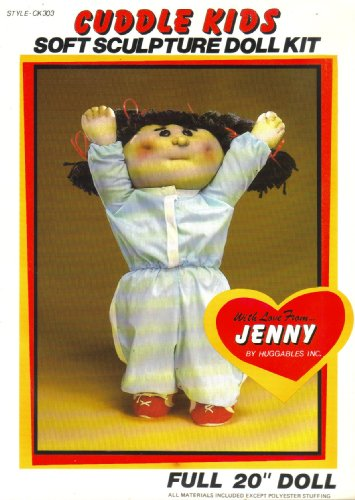 Huggable Kit - Jenny ~ Cuddle Kids - Soft Sculpture 20