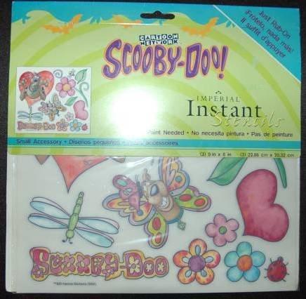 - Scooby Doo Instant Stencil