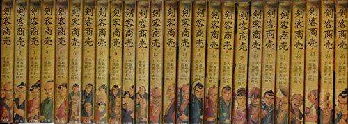 剣客商売コミック 1-25巻セット