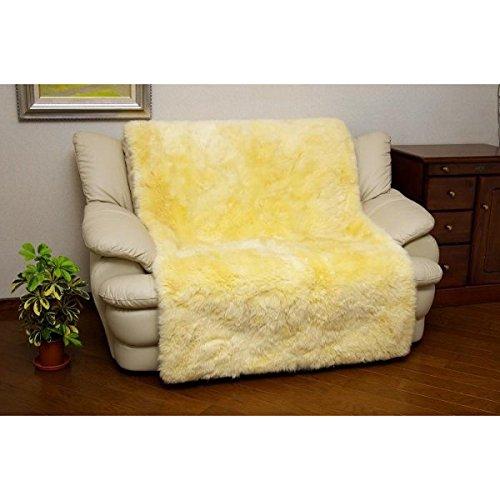 ムートン椅子カバー 100×160cm MG7100   B077SNH54M