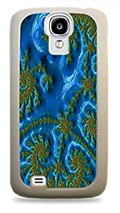 Popular Pattern White Hardshell Phone Case for Samsung Galaxy S4