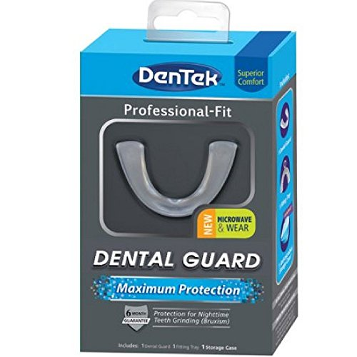 Price comparison product image DenTek Professional Fit Maximum Protection Dental Guard, 1 Each