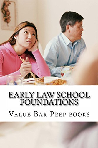 First and Second Year Law School Basics (Borrowing Allowed): (Borrowing Allowed)