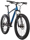 "Framed Marquette Alloy 27.5x3"" Bike - X7 Suntour Raidon Fork Mens Sz 18in"