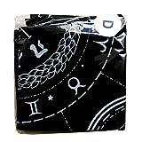Hippolya Altar Tarot Card Cloth Tablecloth 12