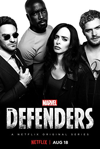 Import posters the defenders us tv series wall poster print 30cm x 43cm brand