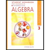 Student Workbook for Kaseberg's Intermediate Algebra, 3rd, Kaseberg and Kaseberg, Alice, 0618914935