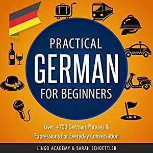 Practical German for Beginners Audiobook