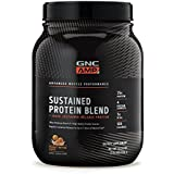 GNC AMP Sustained Protein Blend - Peanut Butter Puffs