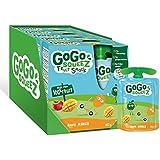 GoGo squeeZ Apple Mango Puree Pouches Multipack 20 x 90g