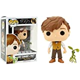 Funko Pop! Fantastic Beasts Newt Scamander & Picket Exclusive Vinyl Figures