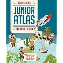Sorprendente junior atlas: Planeta tierra