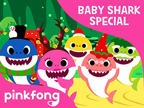 Christmas Sharks -