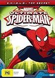 Ultimate Spider-Man - S.H.I.E.L.D. Top Secret DVD