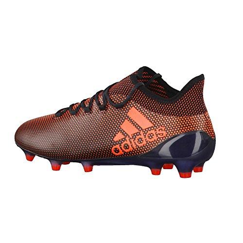 adidas Bleu Marine Fg Fluo Bleu X Fußballschuhe CBLACK SORANG 17 SOLRED Jaune 1 Herren Marine CrqPgCZ4