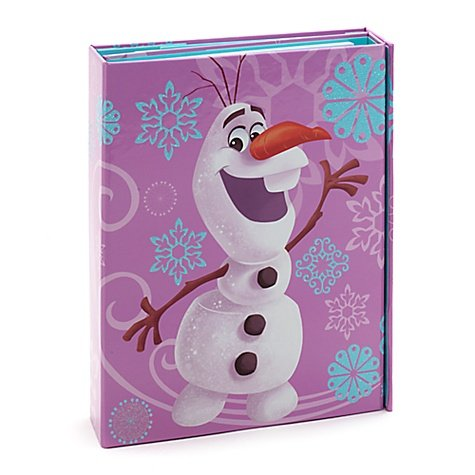 Disney - Agenda infantil diseño de Olaf de Frozen diario ...
