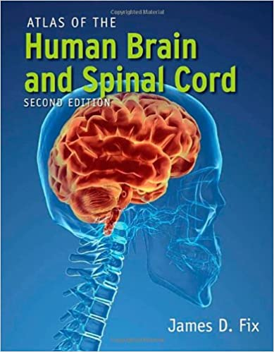 Atlas Of The Human Brain And Spinal Cord 9780763753184 Medicine