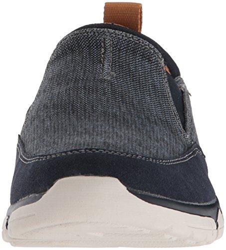 Azul Skechers Hombre Bronte Modelo Azul Marca Para Hombre Zapatos Color Edmen S114Fn