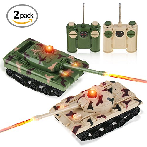 Thing need consider when find toy tanks for boys remote control?