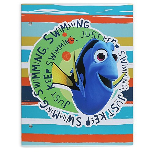 Todder Finding Dory Nemo Kids Back to School Pre-school Elementary Toy Figure Folder B (Printable Halloween Masks For Preschool)