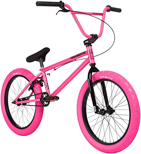 Stolen Casino BMX Bike Sz 20in Cotton Candy Pink