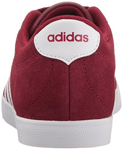 Adidas Originals Kvinders Courtset Sneaker Kollegialt Bordeaux / Hvid / Kollegialt Bordeaux 3PQlOkvsfT
