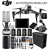 DJI Inspire 2 Quadcopter (CinemaDNG and Apple ProRes Licenses Included) with Zenmuse X7 + DJI CrystalSky 7.85 High-Brightness Monitor + DL & DL-S Lens Set Ultimate Handheld Bundle