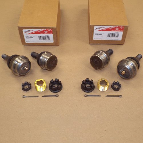 Ball Joint Part - DANA/SPICER BALL JOINT COMPLETE KIT- JEEP WRANGLER CHEROKEE COMANCHE DANA 30 44