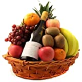 EG2I 2 kg Fresh Fruit basket with 750 ml Fruit Juice