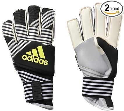 new styles b80c8 94838 adidas Ace Trans Ultimate Goalkeeper Cblack/White/Syello Gloves