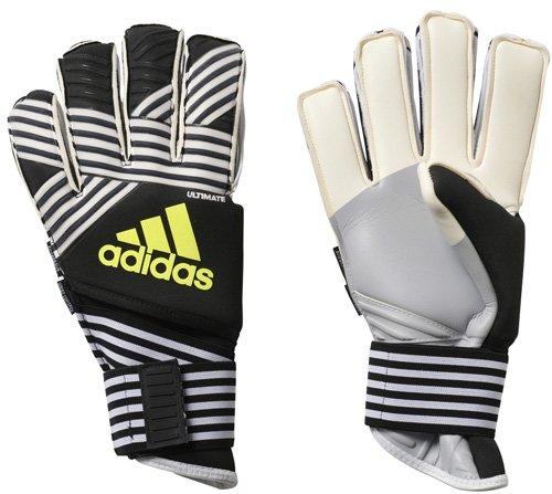 Adidas Ace Trans究極ゴールキーパーCBLACK /ホワイト/ Syello手袋 B074CH63WJ 11