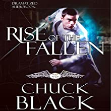 Rise of the Fallen: Wars of the Realm, Book 2 Audiobook by Chuck Black Narrated by Michael Orenstein, Leanne Bell