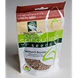 Sprouting Seeds - Sandwich Booster Blend Certified Organic