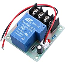 Yeeco 30A High Current 12V Contactor relay Switch DC power Switching Control Board electrical relay switches for Cooler Control Heater Control Refit Water Heater Control
