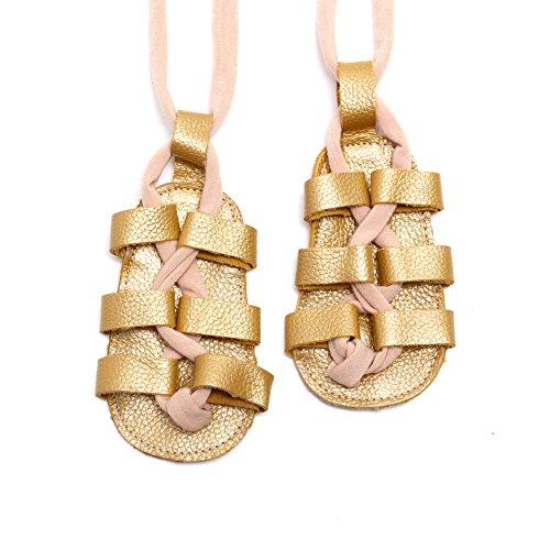 gladiator Bandage Genuins Leather Sandals