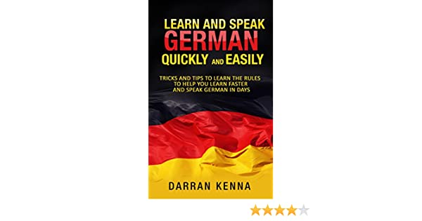 Learn German: The Ultimate Guide For Beginners
