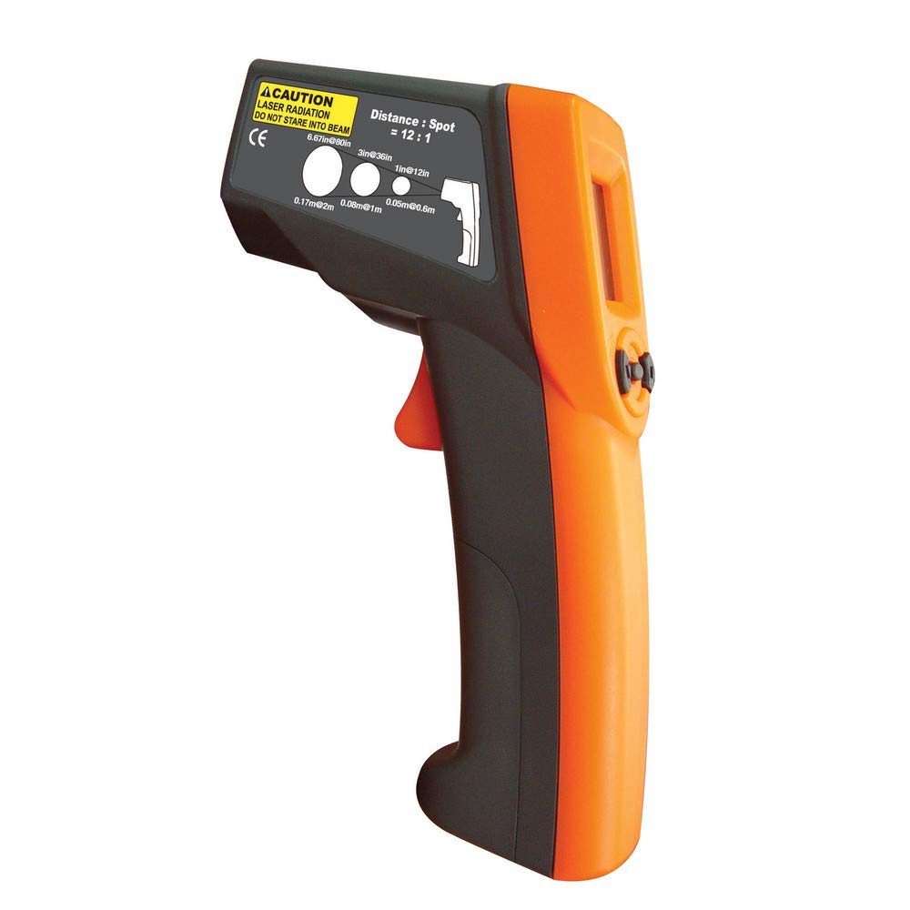 ATD Tools 70001 Laser Infrared Thermometer