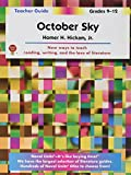 October Sky - Teacher Guide by Novel Units