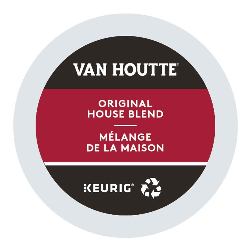 Van Houtte House Blend Melange Maison Coffee, 24 unidades K ...
