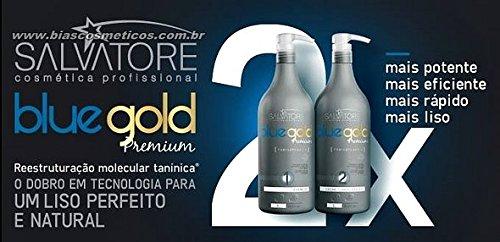 Salvatore Premium Blue Gold Progressive Brush 2x1L - Salvatore