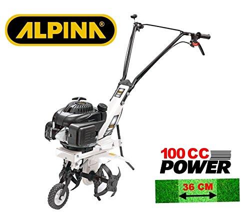 ALPlNA Motoazada/Tractor/motocultor 2, 8hp Alpina - Ti 36 g ...