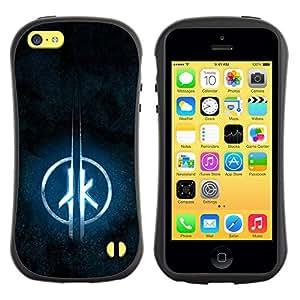 Paccase / Suave TPU GEL Caso Carcasa de Protección Funda para - JK - Apple Iphone 5C