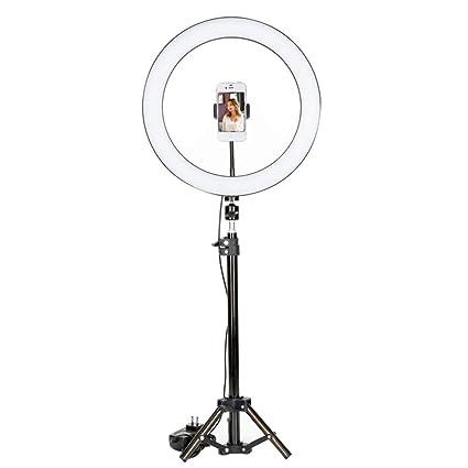 Peaceip Luz de anillo 36W-6500K 14in Luz exterior LED SMD ...