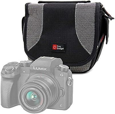 DURAGADGET Bolso para Cámara Panasonic Lumix DMC-G70KEG-K | Lumix ...